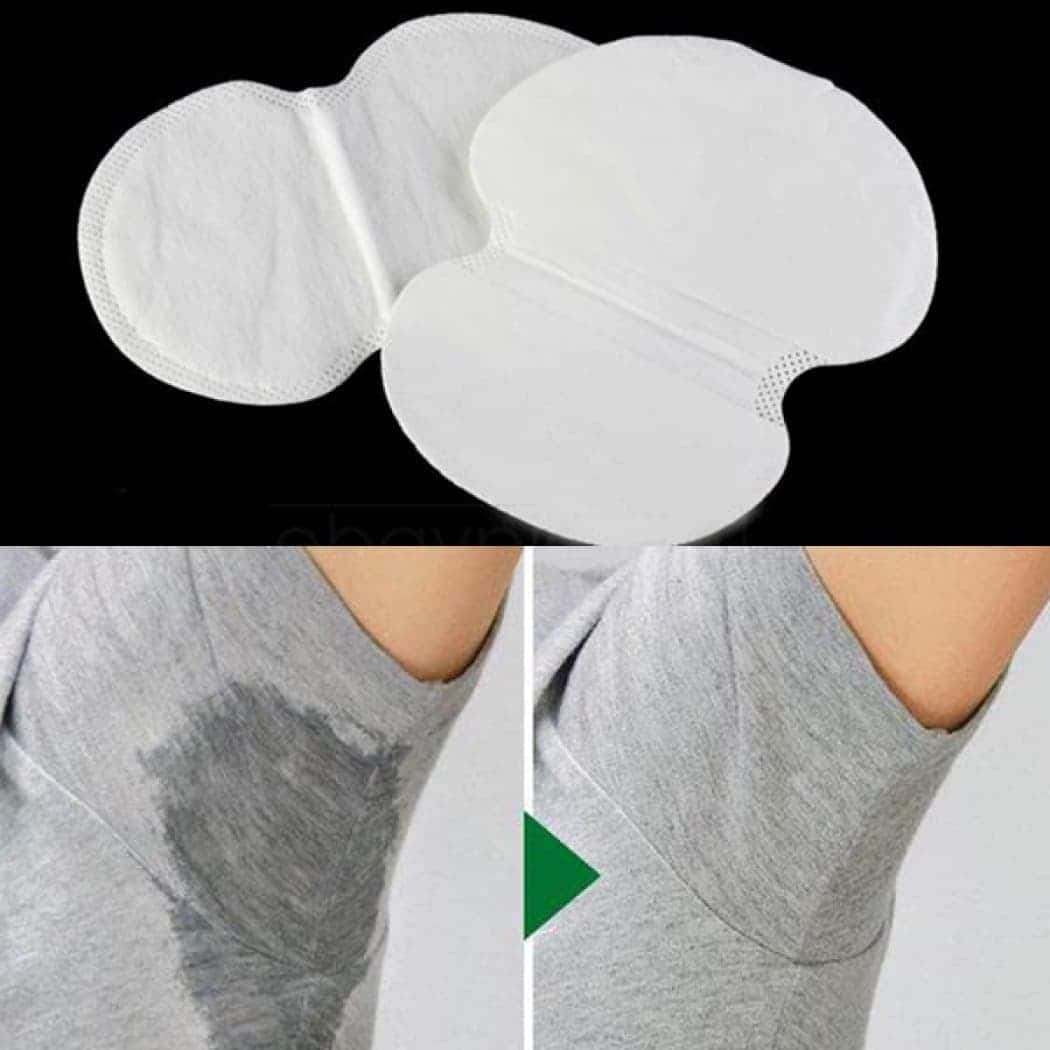 Прокладки для подмышек от пота: как приклеить вкладыши 39